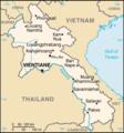 Laos-CIA WFB Map.png