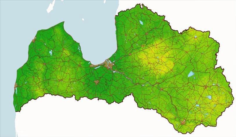 Latvija fizGeogr