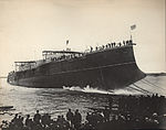 Launching of the HMS Vengeance (1899).jpg