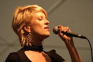 Laura Voutilainen Finnish pop singer