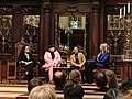 Laverne Cox and Christian Siriano--have a discussion at Harvard.jpg
