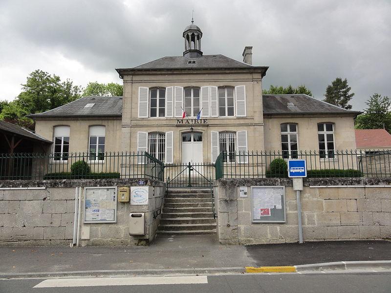 Laversine (Aisne) mairie