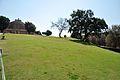 Lawn Buddhist Monuments Site - Sanchi Hill 2013-02-21 4545.JPG