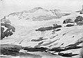 Le Mont-Perdu, glacier et lac glacé vu de Tuquerouye, octobre 1892.jpg