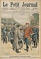 Le Petit Journal, 3rd July 1904, Victoire Francaise.jpg