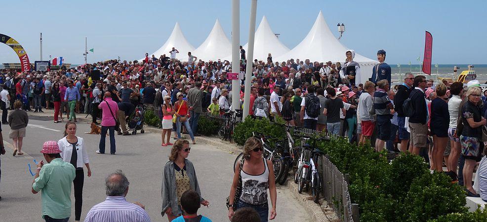Le Touquet-Paris-Plage - Tour de France, étape 4, 8 juillet 2014, départ (C15).JPG