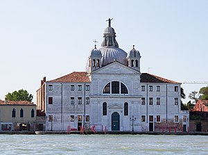 Giudecca - Image: Le Zitelle (7257700906)