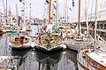 Le bassin des yachts classiques du Musée Maritime de La Rochelle (8).JPG
