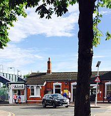 Luton Parkway Car Park Postcode