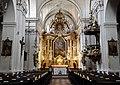 Leopoldstadt (Wien) - Karmeliterkirche, innen.JPG