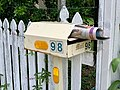 Letter boxes in Corinda, Queensland, Australia 98.jpg