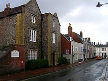 Lewes Old Grammar School, Ĉefstrato - geograph.org.uk - 284437.jpg