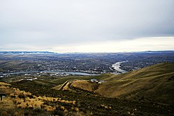 Lewiston, Idaho.