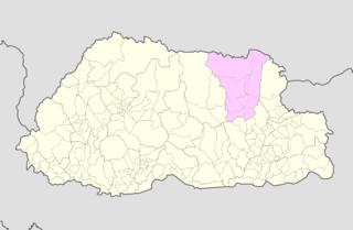 Lhuntse District District of Bhutan