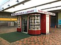 Library at the Civic Center metro station Miami 2017-05.jpg