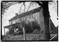Liddle House, State Route 7 Vicinity, Princetown, Schenectady County, NY HABS NY,47-PRINC,1-3.tif