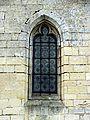 Lierville (60), église Saint-Martin, chapelle nord, fenêtre latérale.jpg