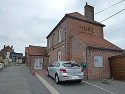 Liettres (Pas-de-Calais) mairie.JPG
