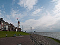 Lighthouse and boulevard Urk.jpg