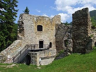 Liptov - Likava Castle, Likavka