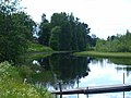 Lillån in central Orsa (back water) - panoramio.jpg
