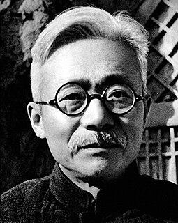 Lin Boqu Chinese politician