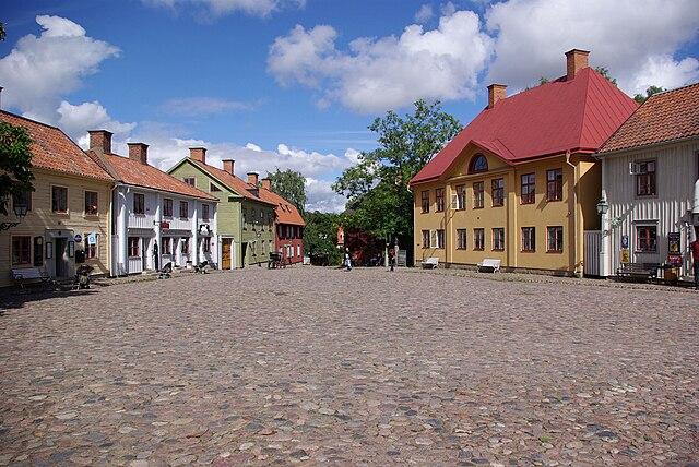 Hauptplatz Gamla Linköping