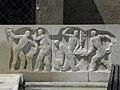 Linz-Innenstadt - Brunnen vor der Arbeiterkammer - 1950 von Alois Dorn - Detail III.jpg