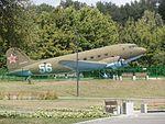 Lisunov Li-2 56 33444309 Belarusian Great Patriotic War Museum Minsk 21 July 2015.jpg