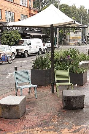 Condesa pocket park - Condesa pocket park