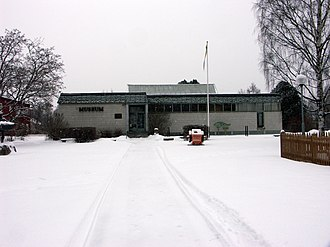 Ljusdal Municipality - Image: Ljusdalsbygdens museum