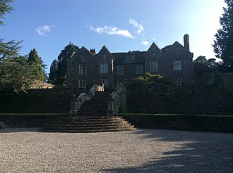"""Llanvihangel Court - """"The most impressive country house of around 1600 in Monmouthshire"""""""