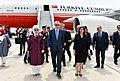 Llegada del Presidente de Turquía, señor Recep Tayyip Erdogan al Perú (24752606226).jpg