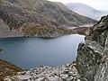 Llyn Hywel and Llyn Perfeddau beyond - geograph.org.uk - 803531.jpg