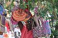 Local handicraft at Art in the Park, Honiara, Solomon Islands, 2012. Photo- Yvonne Green - DFAT (12784110254).jpg
