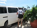 Local transport St Maarten style, Oct 2014 (15137313233).jpg