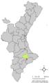 Localització d'Alcoletja respecte el País Valencià.png
