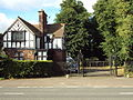 Lodge, New Chester Road, Eastham.JPG