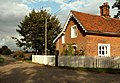 Lodge at Great Lodge, close to Great Saling, Essex - geograph.org.uk - 252682.jpg
