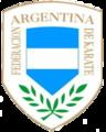Logo de la Federación Argentina de Karate.png