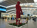 London Heathrow Airport, poppy appeal - geograph.org.uk - 1577162.jpg