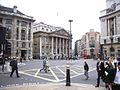 London Kreuzung über Bank Station 201008.jpg