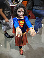 Long Beach Comic & Horror Con 2011 - little zombie Supergirl (6301173121).jpg