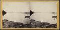 Looking south 14 Mile Island, Lake George, N.Y, by I. D. La Barre.png
