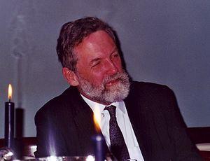 Shane Gough, 5th Viscount Gough - Lord Gough at the Carlton Club in 2005.