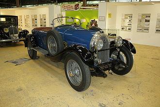 1925 24 Hours of Le Mans - Image: Lorraine Dietrich B3 6S Borsalino