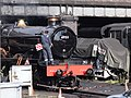 Loughborough shed - 4953 being prepared for service.JPG