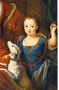 Louis, Hereditary Prince of Lorraine circa 1706 by Pierre Gobert (Musée Lorrain).jpg