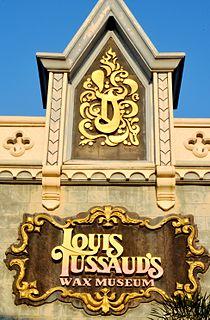 Louis Tussaud British museum creator