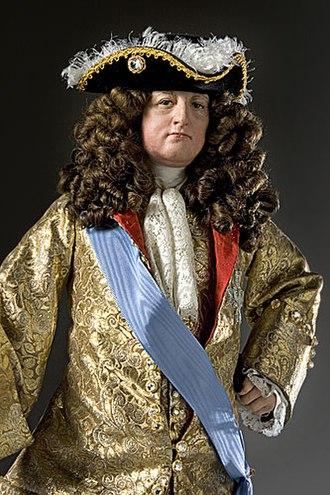 Tricorne - Image: Louis XIV 1685 Best